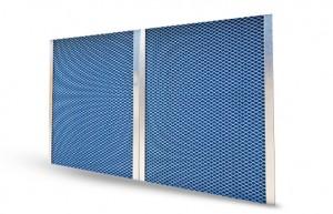 Адиабатическая (испарительная) панель, мембрана
