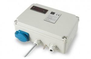 Адиабатическая (испарительная) панель, контрольная панель